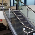Glass Handrails / Balustrades