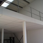 Another type of suspended ceiling